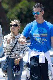 Sarah Michelle Gellar and Freddie Prinze Jr - Out in Pacific Palisades 05/25/2019