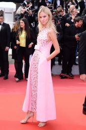 "Sasha Luss – ""Once Upon a Time in Hollywood"" Red Carpet at Cannes Film Festival"