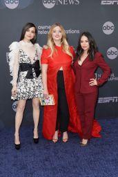 Sasha Pieterse – ABC Disney Television 2019 Upfront in NYC 05/14/2019