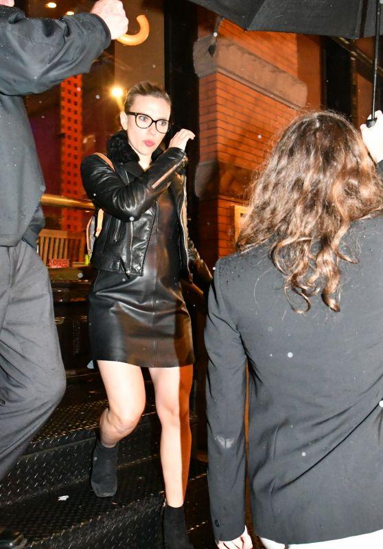 Scarlett Johansson - Out in New York City 05/05/2019
