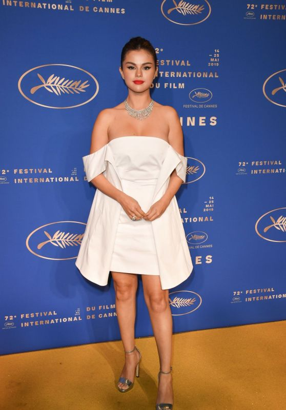 Selena Gomez - Gala Dinner at the 72nd Annual Cannes Film Festival 05/14/2019