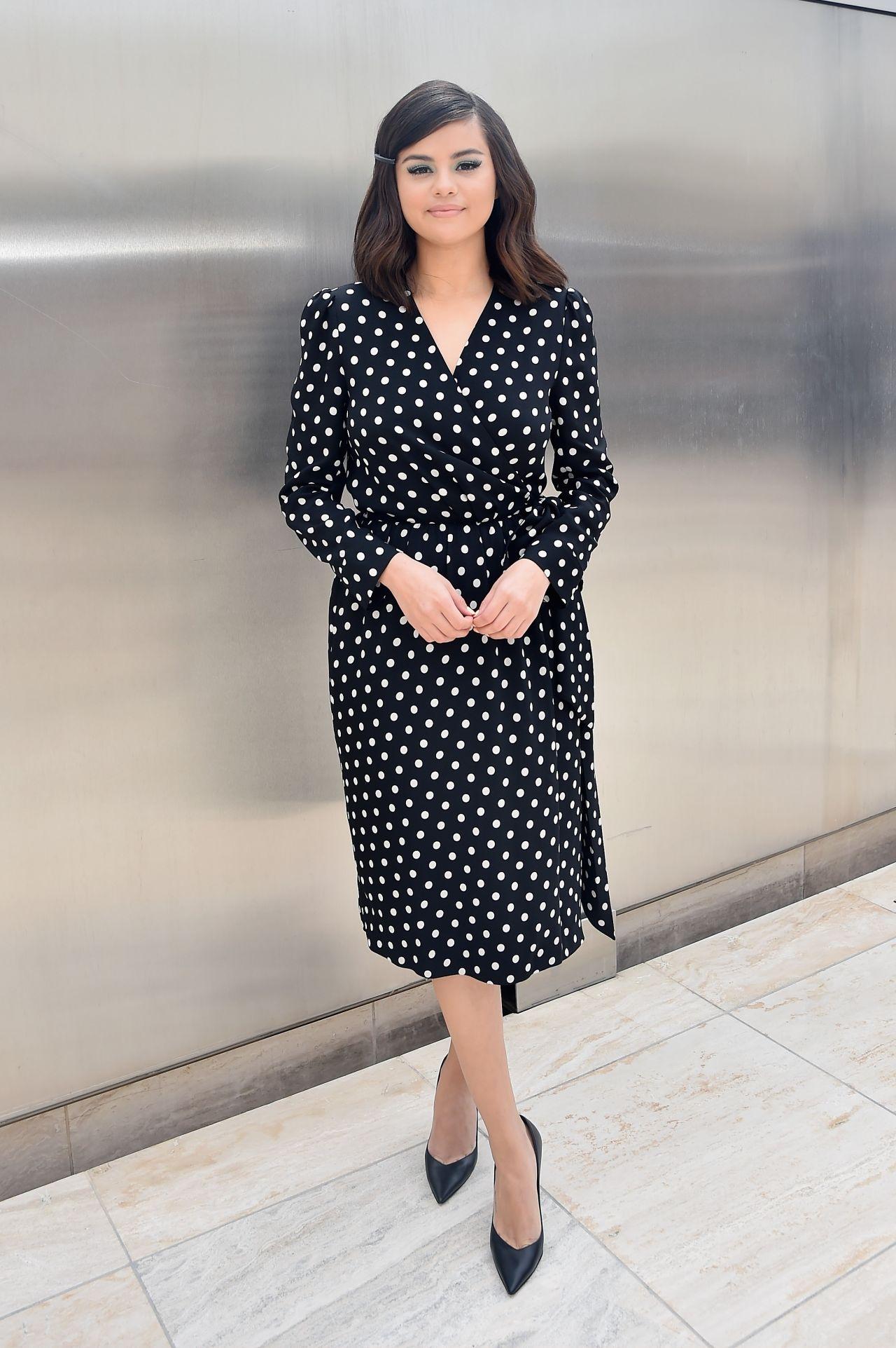 Selena Gomez Thr S Empowerment In Entertainment Event 2019