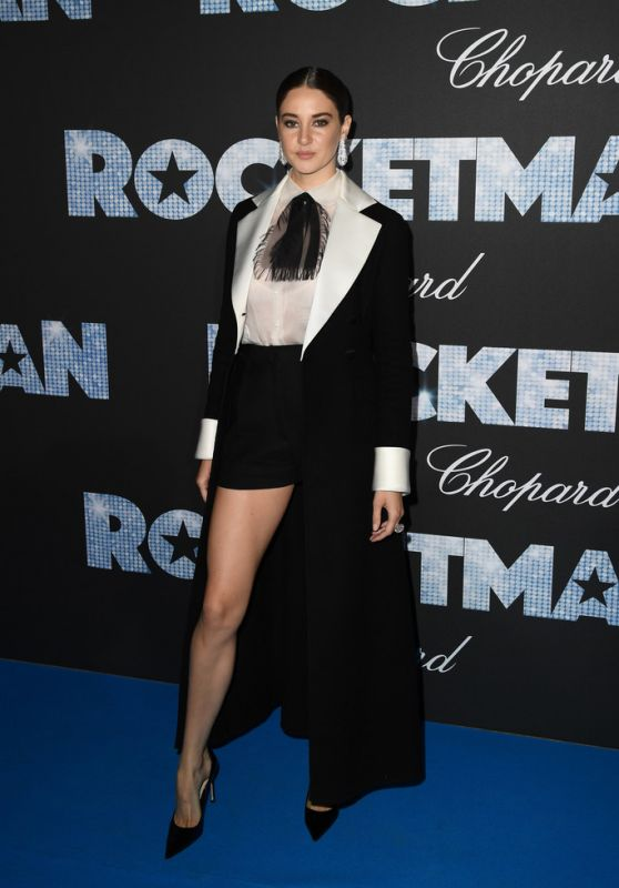 "Shailene Woodley – ""Rocketman"" Gala Party at Cannes Film Festival"