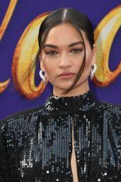 """Shanina Shaik - """"Aladdin"""" Premiere in Hollywood"""
