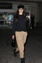 Shanina Shaik - Nice Airport 05/23/2019