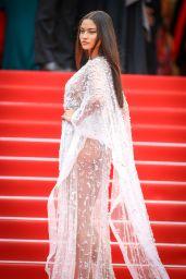 "Shanina Shaik – ""Sibyl"" Red Carpet at Cannes Film Festival"