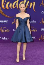 """Shelby Simmons – """"Aladdin"""" Premiere in Hollywood"""