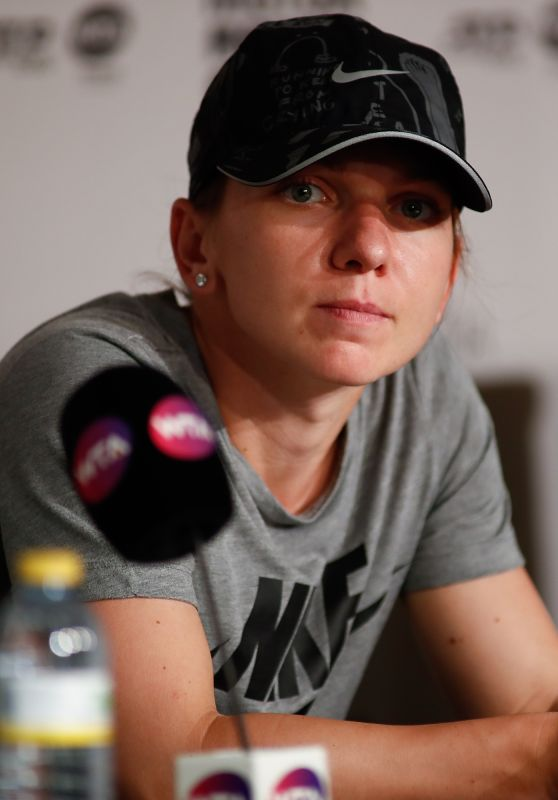 Simona Halep – Mutua Madrid Open Tennis Tournament 05/11/2019