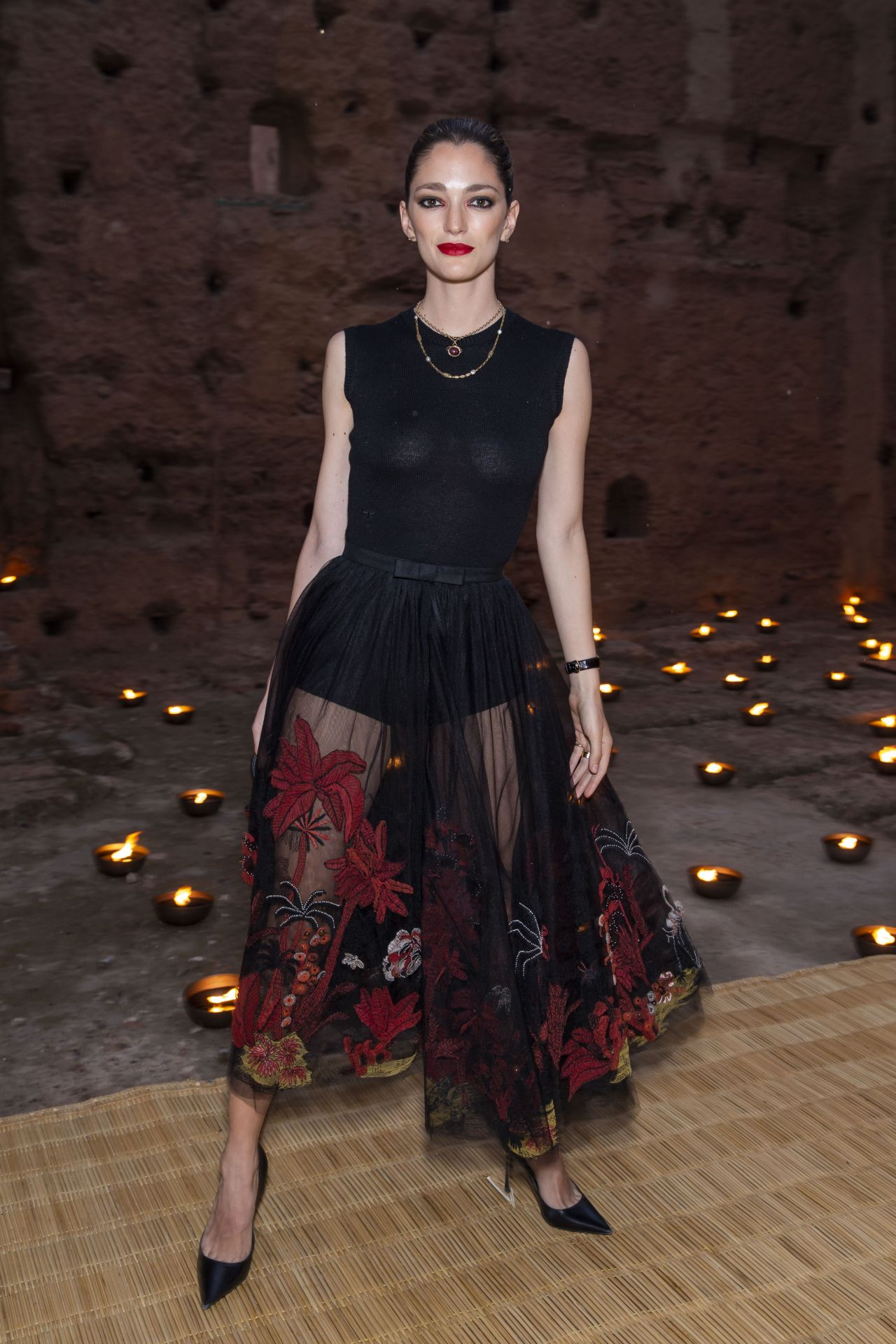 Sofia Sanchez Christian Dior Couture S S20 Cruise