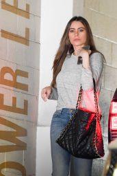Sofia Vergara Street Style -  Shopping in LA 05/01/2019