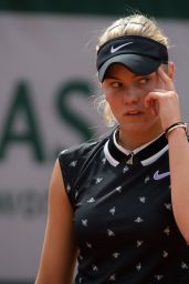 Sofya Zhuk – Roland Garros French Open 05/26/2019