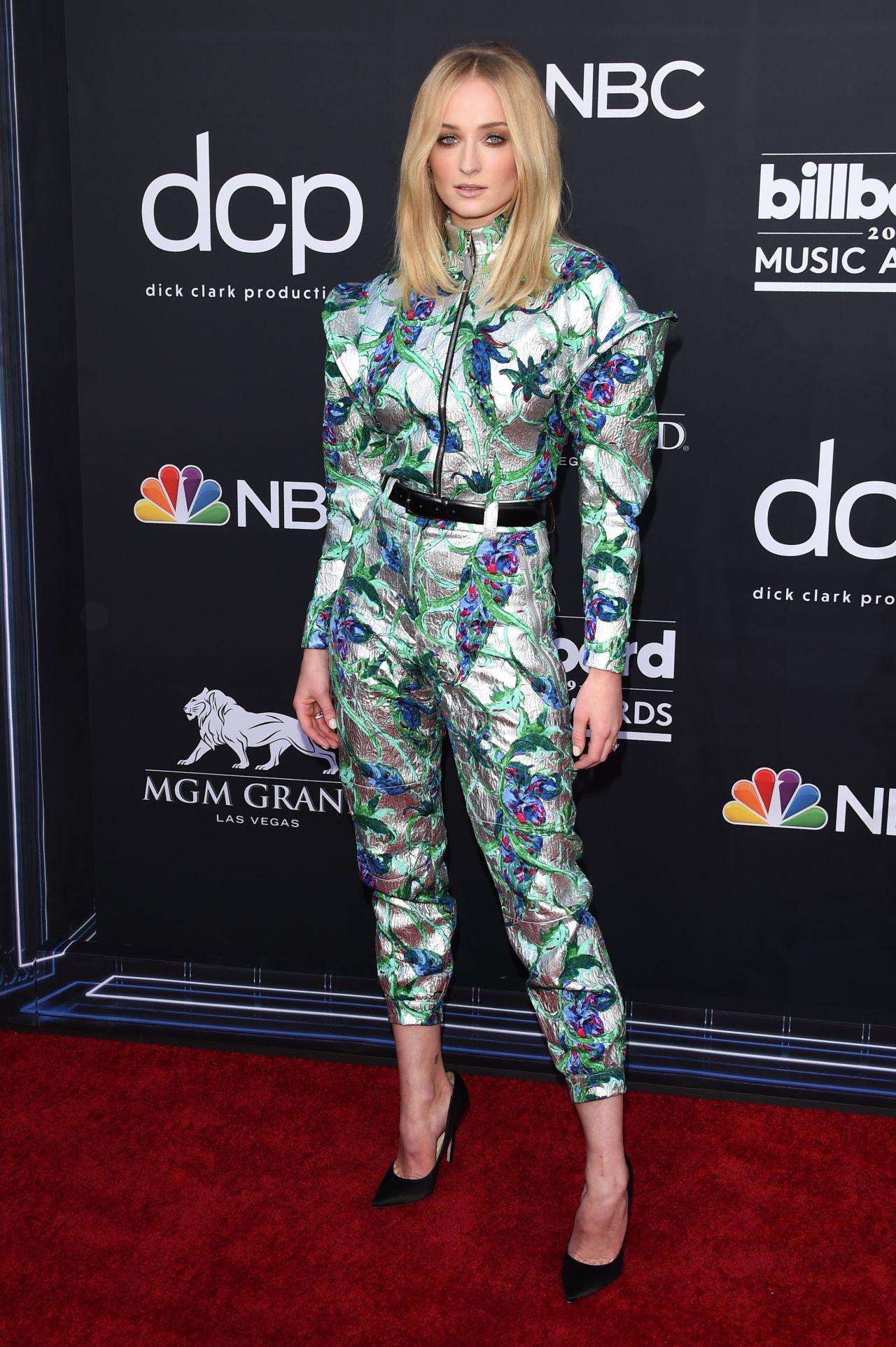 Sophie Turner 2019 Billboard Music Awards