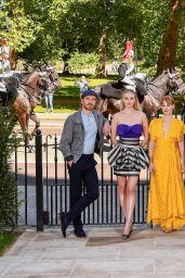 "Sophie Turner and Jessica Chastain - ""X-Men: Dark Phoenix"" Photocall in London"