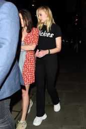 Sophie Turner Night Out - London 05/24/2019