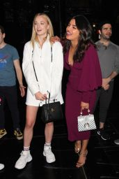 Sophie Turner, Priyanka Chopra and Joe Jonas - Broadway 05/10/2019