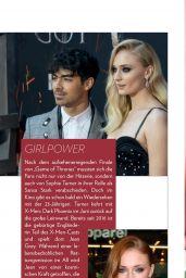 Sophie Turner - Tirolerin Magazine 05/31/2019 Issue