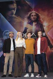 """Sophie Turner - """"X-Men: Dark Phoenix"""" Press Conference in Seoul"""