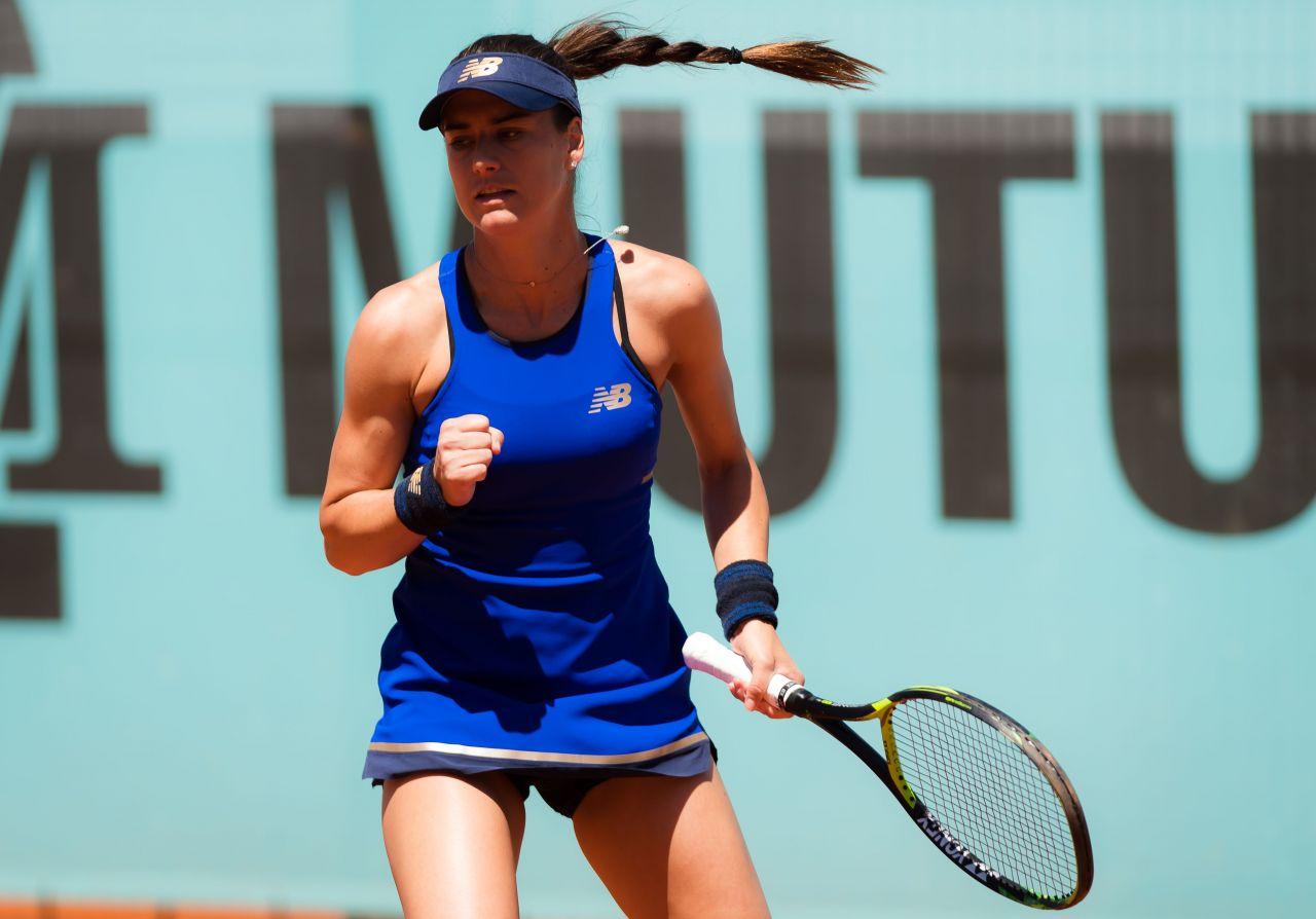 Sorana Cirstea - Mutua Madrid Open Tennis Tournament in ...