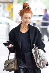 Stacey Dooley - Out in London 05/19/2019