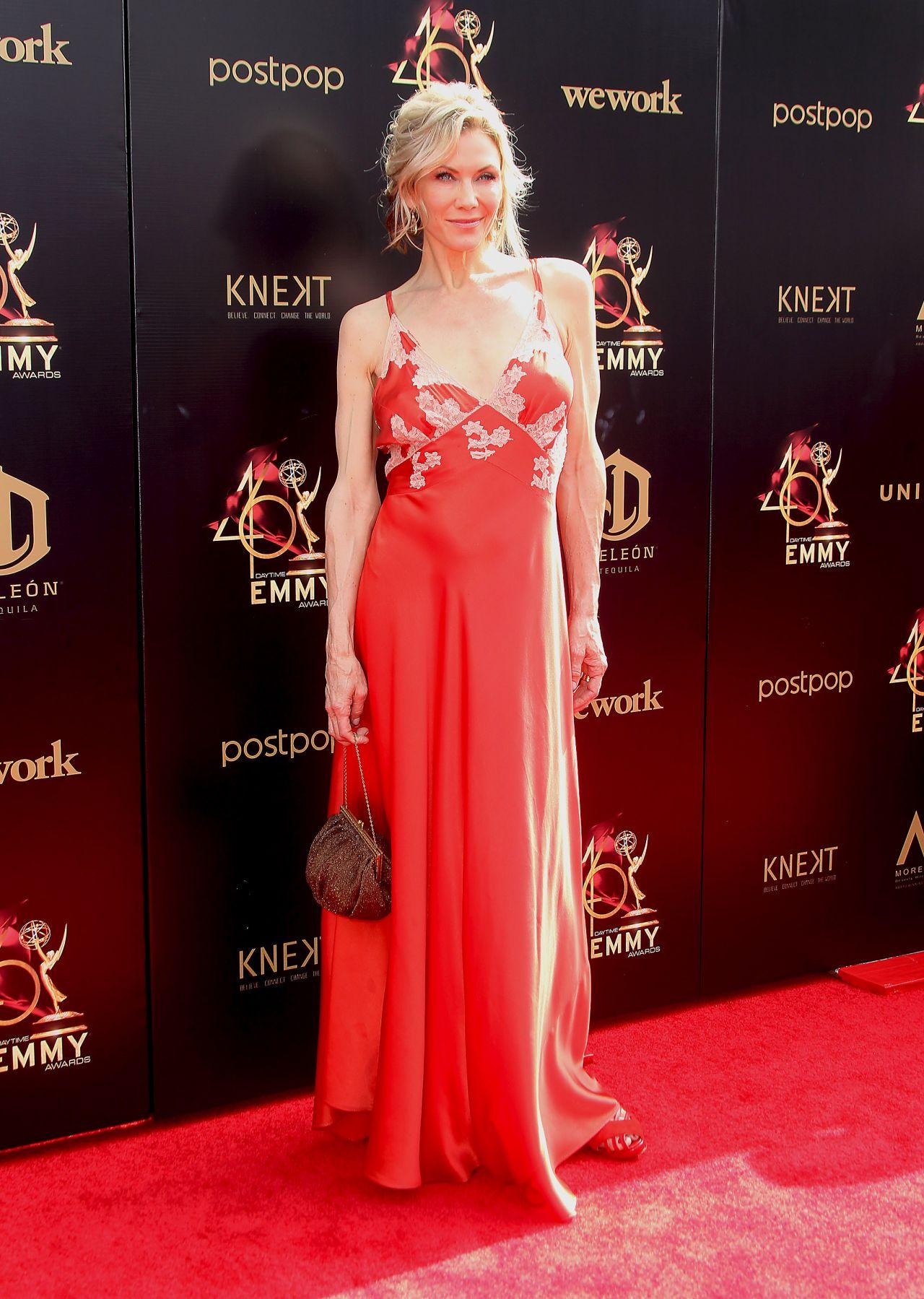 Stacy Haiduk 2019 Daytime Emmy Awards In Pasadena