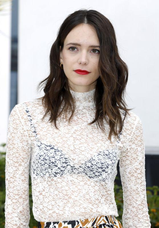 """Stacy Martin - """"Jury De La Cinefondation Et Des Courts Metrages"""" Photocall at Cannes Film Festival"""