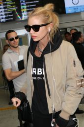 Stella Maxwell in Travel Outfit - Nice Airport 05/22/2019