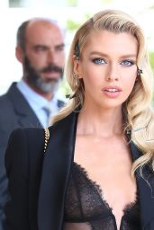 Stella Maxwell - Leaving the Martinez in Cannes 05/23/2019