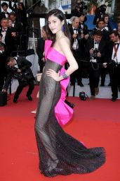 "Sui He – ""The Best Years of a Life"" Red Carpet at Cannes Film Festival"