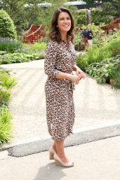 Susanna Reid - RHS Chelsea Flower Show 2019 in London