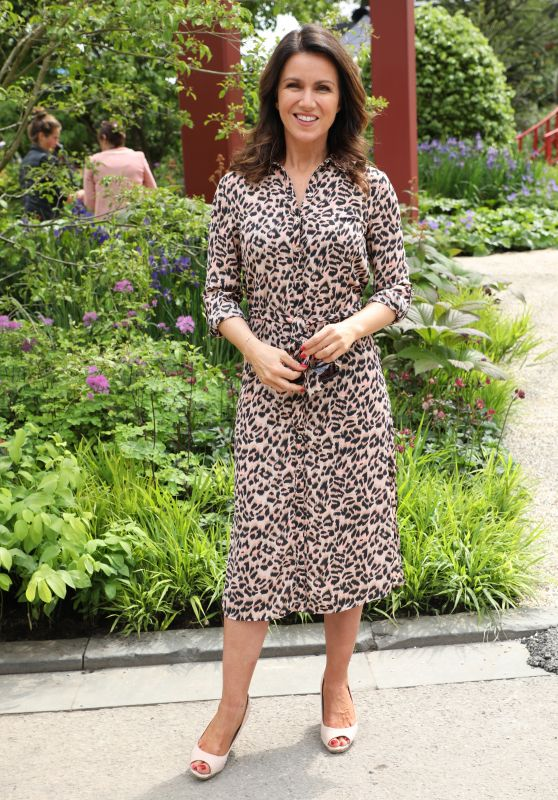 Susanna Reid - RHS Chelsea Flower Show 2019 in London