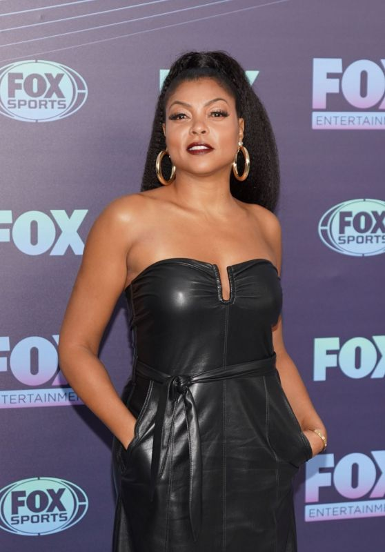 Taraji P. Henson – Fox Upfront Presentation in NYC 05/13/2019