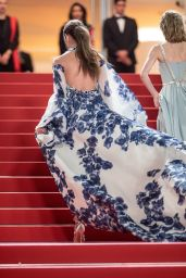 "Taylor Hill - "" Too Old To Die Young"" Red Carpet at Cannes Film Festival"