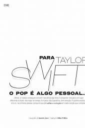 Taylor Swift - ELLE Portugal June 2019 Issue
