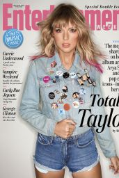 Taylor Swift - Entertainment Weekly 17/24 May 2019