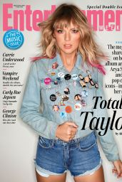 Taylor Swift - Entertainment Weekly 17/24 May 2019 Issue