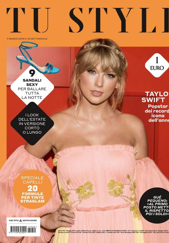 Taylor Swift - Tu Style Magazine May 2019 Issue