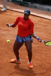 Taylor Townsend – Roland Garros French Open 05/26/2019