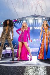 The Spice Girls - Performing at Croke Park in Dublin 05/24/2019