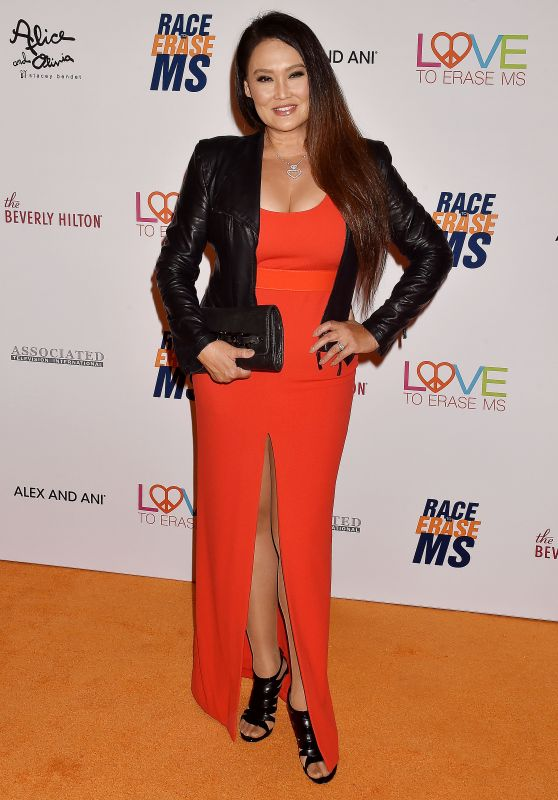 Tia Carrere – 2019 Race to Erase MS Gala