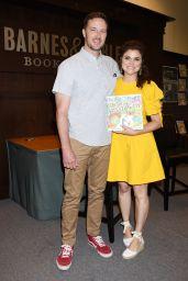 "Tiffani Thiessen - Promoting Her Book ""You"
