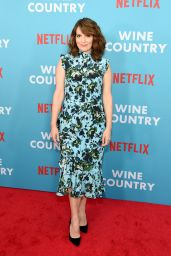 "Tina Fey – ""Wine Country"" Premiere in NYC"