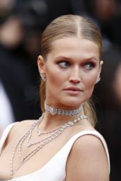 "Toni Garrn – ""A Hidden Life"" Red Carpet at Cannes Film Festival"