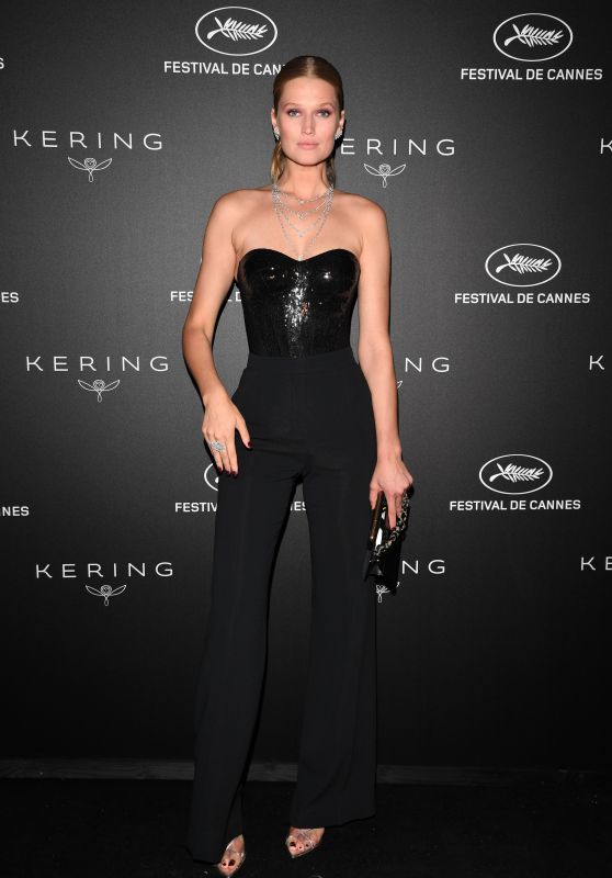 Toni Garrn – Kering Women in Motion Awards at Cannes Film Festival