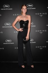 Toni Garrn – Kering Women in Motion Awards at Cannes Film Festival (more photos)