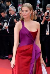 "Toni Garrn – ""The Best Years of a Life"" Red Carpet at Cannes Film Festival (more photos)"