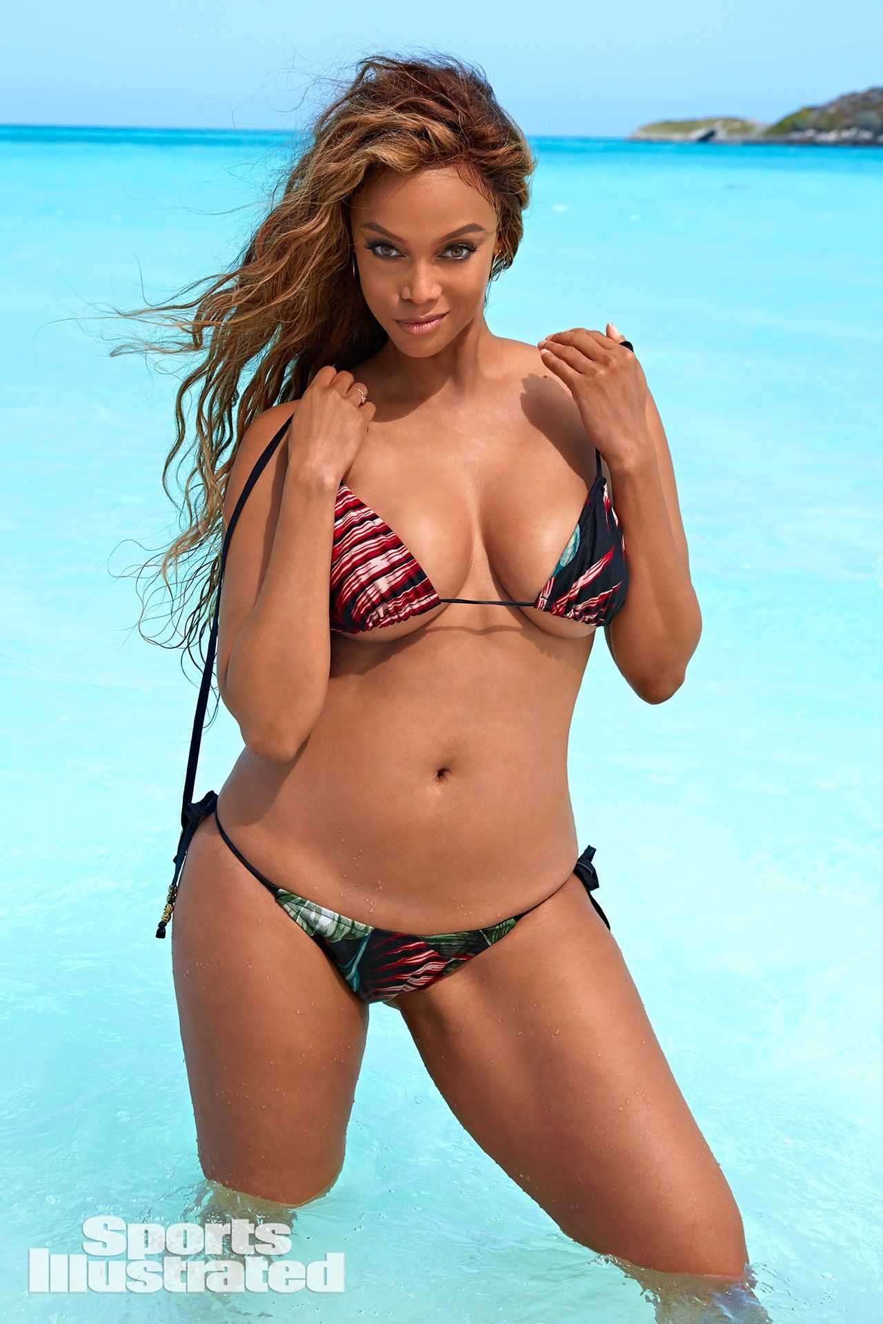 Tyra Banks – SI Swimsuit 2019