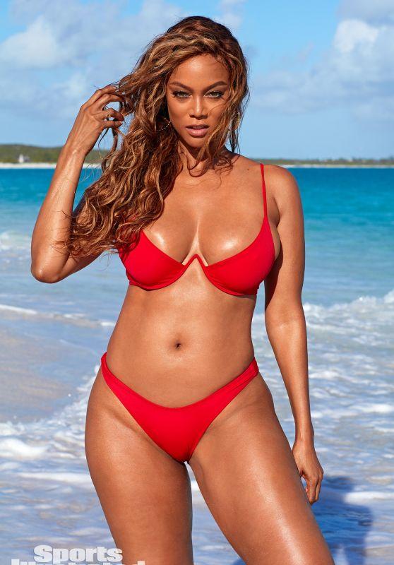 Tyra Banks – SI Swimsuit 2019