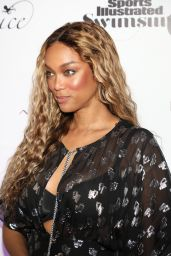 Tyra Banks – SI Swimsuit 2019 Issue Launch in Miami
