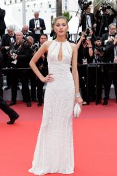 "Valery Kaufman – ""Once Upon a Time in Hollywood"" Red Carpet at Cannes Film Festival"