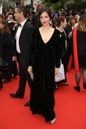 "Vanessa Guide – ""The Best Years of a Life"" Red Carpet at Cannes Film Festival"